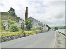 D3115 : Glenarm, mill by Mike Faherty