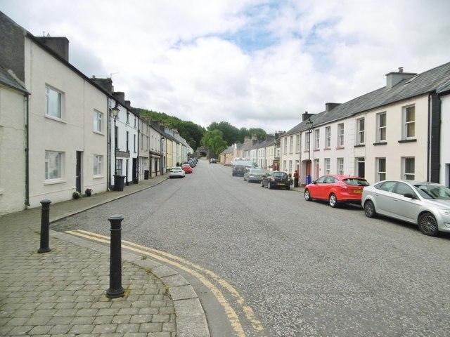 Glenarm, Altmore Street