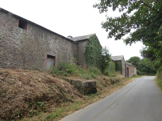 Barns at Priorton Barton