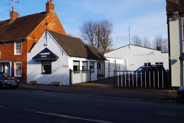 F. Goldsmith & Co. Ltd., 221 High Street, Henley-in-Arden, Warwicks
