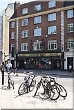 TQ2882 : The Green Man, 383 Euston Road by Trevor Harris