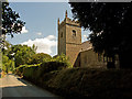 SS5826 : The church of St. James at Herner, Bishop's Tawton by Roger A Smith