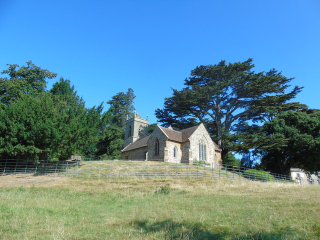 Church of St John the Baptist in the Wilderness
