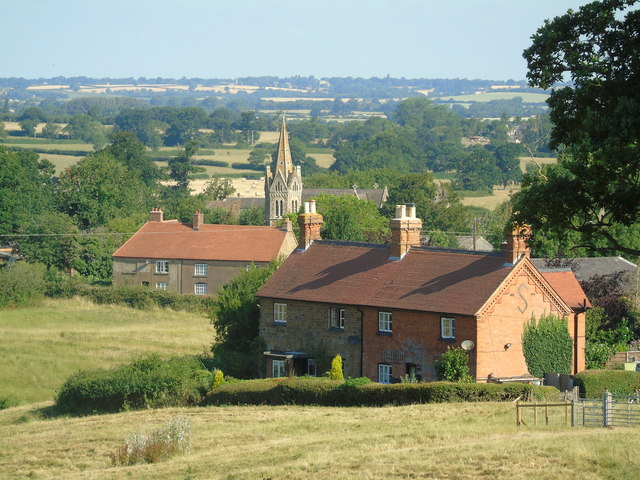 Cottages at Lower Shuckburgh