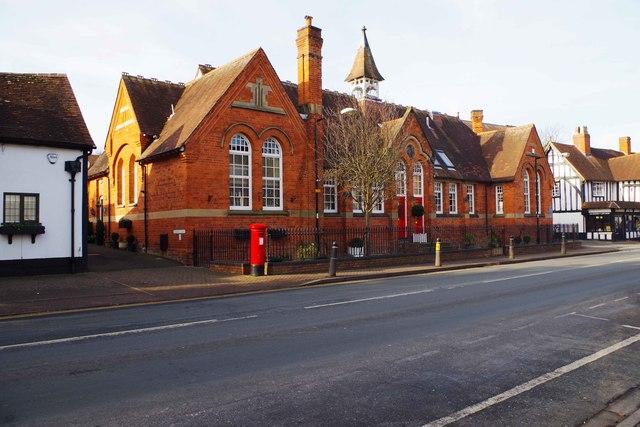 The Old School (1), High Street, Henley-in-Arden, Warwicks