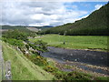 NH2953 : Strathconon and the River Meig by David Purchase