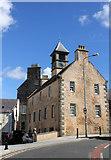 HU4741 : 32 Commercial Street, Lerwick, Shetland by Jo Turner