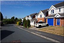 SE2837 : Woodside Avenue towards Stonegate Road, Leeds by Ian S