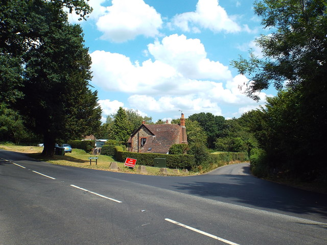 New Road, Ashdown Forest