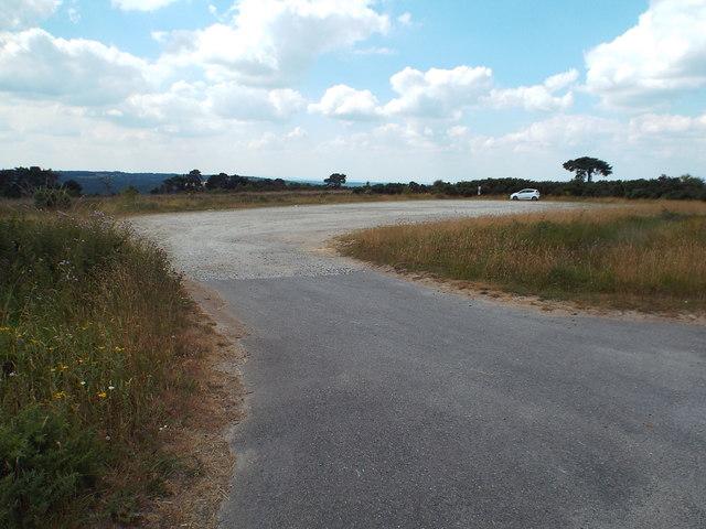 Four Counties car park