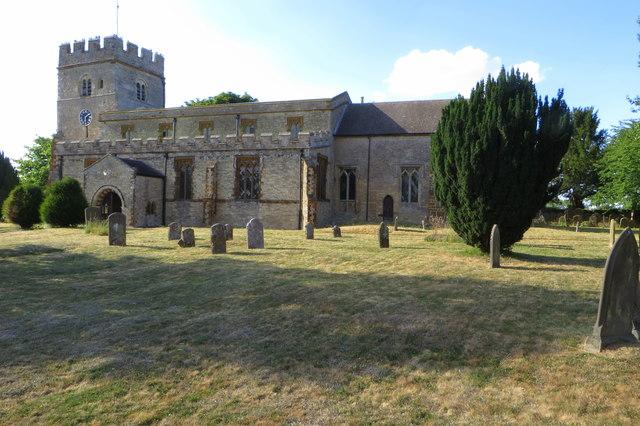St Andrew's Yardley Hastings