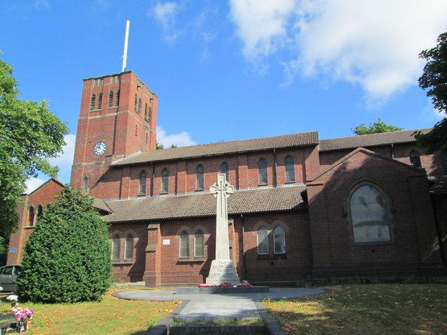 St Giles' Church, Rowley Regis
