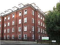 TQ2784 : (Part of) the former nurses home, England's Lane / Haverstock Hill, NW3 (2) by Mike Quinn