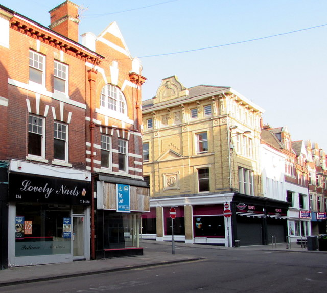 Lovely Nails, 134 Commercial Street, Newport