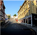 ST3187 : From shadow to sunshine, Hill Street, Newport by Jaggery