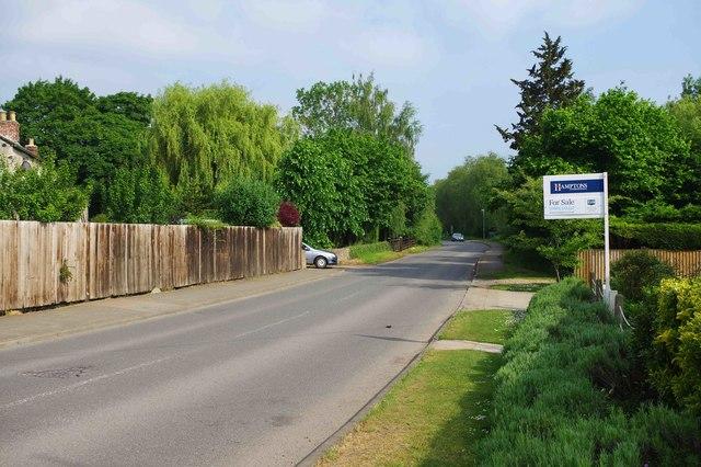 Buckland Road, Bampton, Oxon