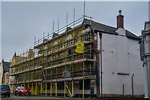 ST0207 : Cullompton : The Manor House Hotel by Lewis Clarke