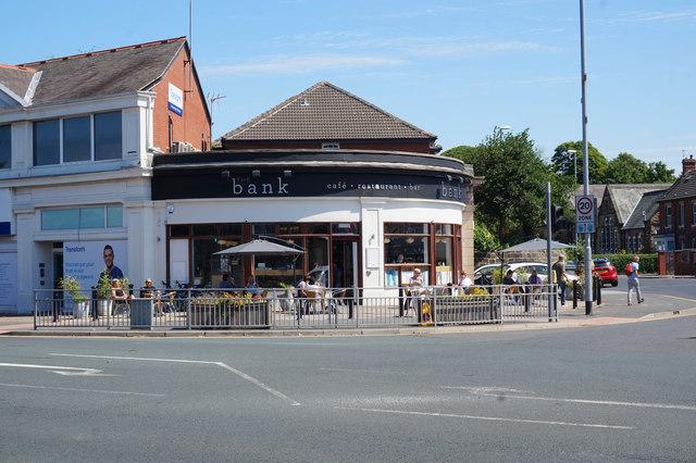 The Bank cafe & restaurant, Harrogate Road, Leeds