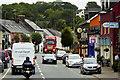 W5457 : Innishannon, Main Street by David Dixon