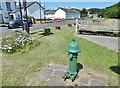 D2432 : Cushendun, water pillar by Mike Faherty