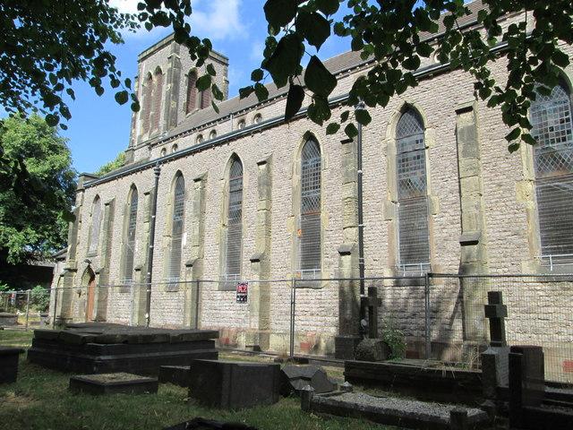St John's Church, Kates Hill