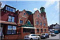 SE3135 : The Shah Jalal Mosque, Ellers Road, Leeds by Ian S