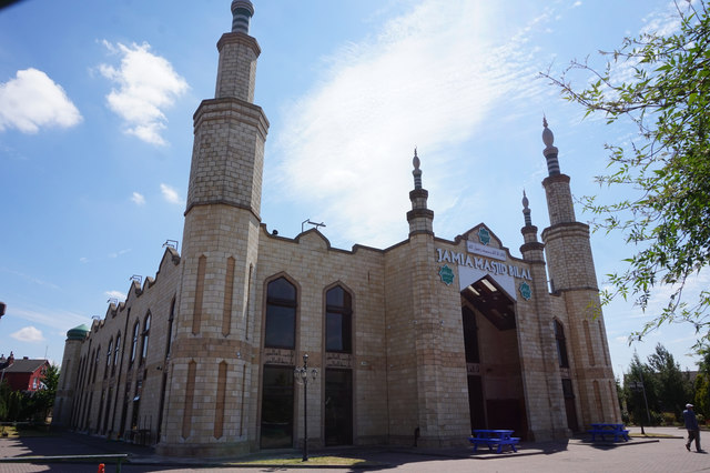 Jamia Masjid Bilal Mosque
