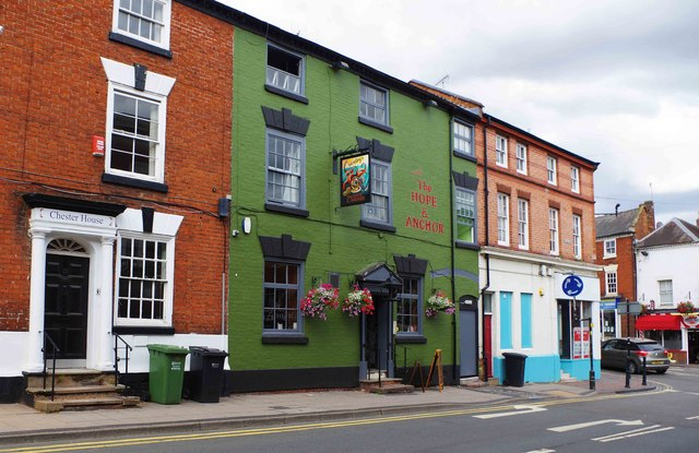 The Hope & Anchor (a), 18 New Street, Stourport-on-Severn