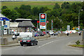 W4955 : Filling Station on the N71 at Bandon by David Dixon