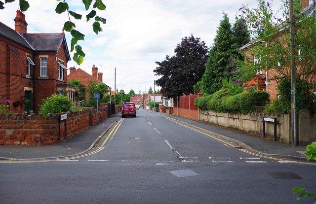Vernon Road, Stourport-on-Severn