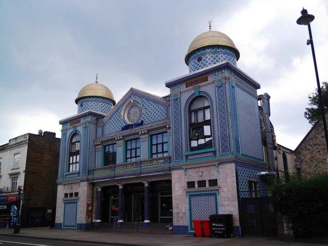 Aziziye Mosque, Stoke Newington