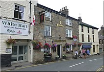 SD6592 : The Red Lion, Finkle Street, Sedbergh by Russel Wills