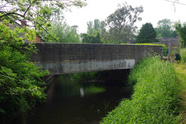 Fisher's Bridge, Buckland Road, Bampton, Oxon