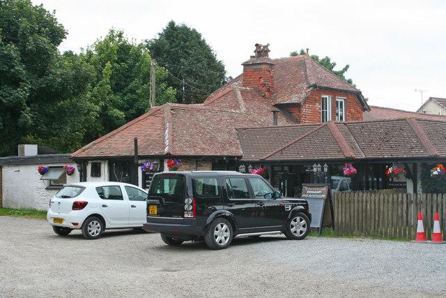 The Old Station House Inn, Blackmoor Gate