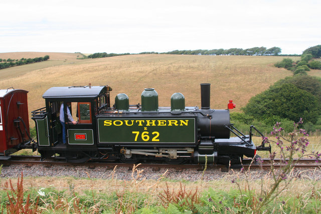 On the Lynton and Barnstaple Railway