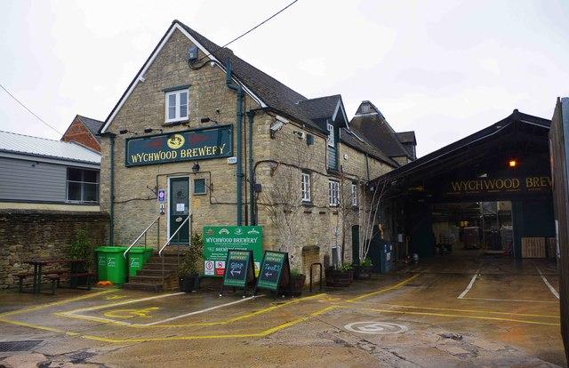 Wychwood Brewery (2), The Crofts, Witney, Oxon