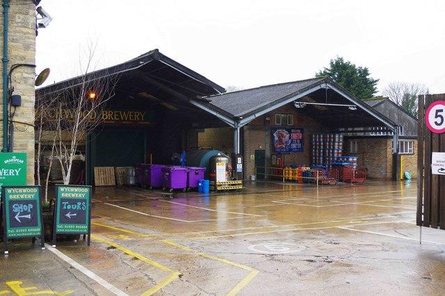 Wychwood Brewery (3), The Crofts, Witney, Oxon