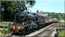 NZ8205 : North Yorkshire Moors Railway by Mark Percy