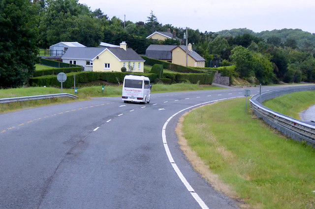 N71, Dual carriageway Section North of Ballinhassig