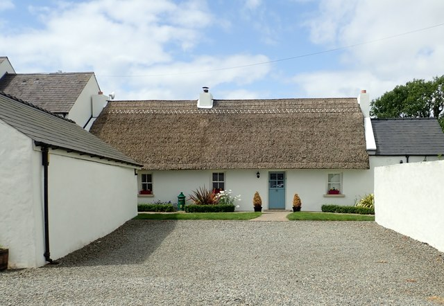 Murphy's Cottage at Whitestown, Co Louth