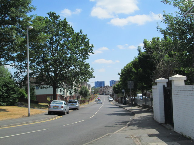 Lyttleton Street, West Bromwich