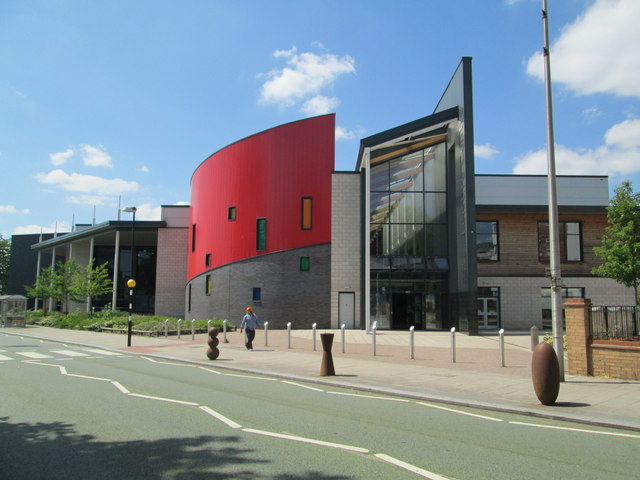 West Bromwich Leisure Centre
