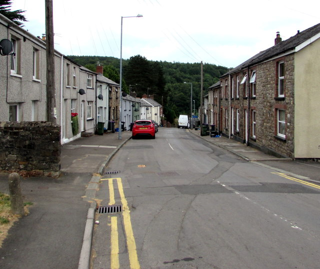 Down High Street, Abersychan