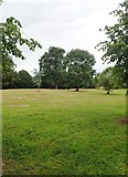 J0407 : View North across Ice House Hill Park, Dundalk by Eric Jones