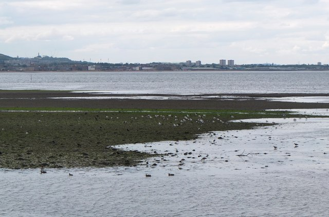 The shore at Musselburgh