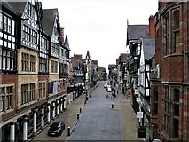 SJ4066 : Eastgate Street, Chester by G Laird