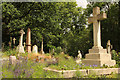 TQ2886 : Highgate East Cemetery by Richard Croft