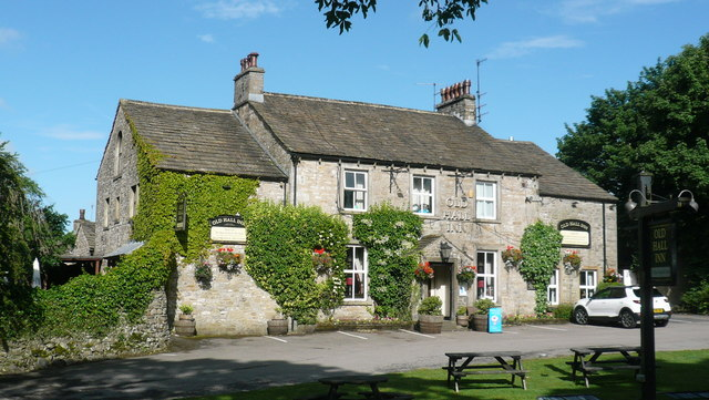 Old Hall Inn, Threshfield