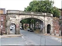 SJ4065 : Bridgegate, Chester by G Laird