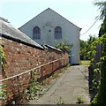 SK4723 : Former Baptist Chapel, Long Whatton by Alan Murray-Rust